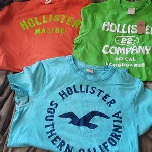 Hollister mens t shirt